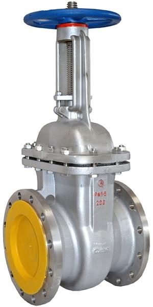 Засувка сталева ру25 30с65нж (30с64нж, 30с99нж) ду50-300